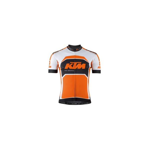 CAMISOLA KTM FACTORY TEAM MANGA CURTA