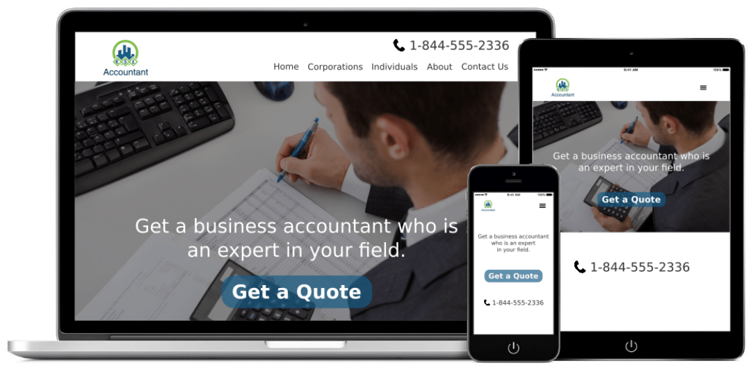 accountants websites