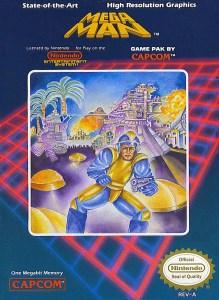 Mega Man Box Cover