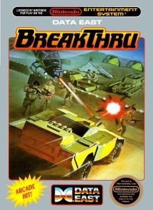 BreakThru Box Cover