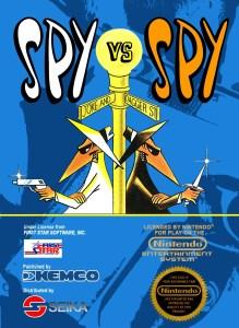 Spy Vs. Spy Box Cover