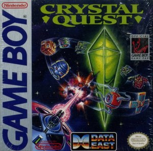 Crystal Quest Box Cover