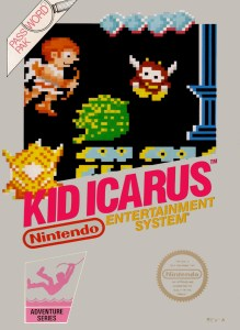 Kid Icarus Box Cover