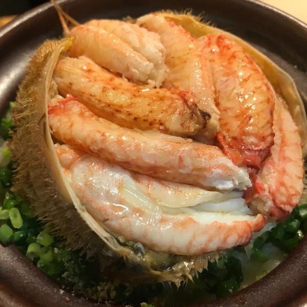 浅草海月の料理