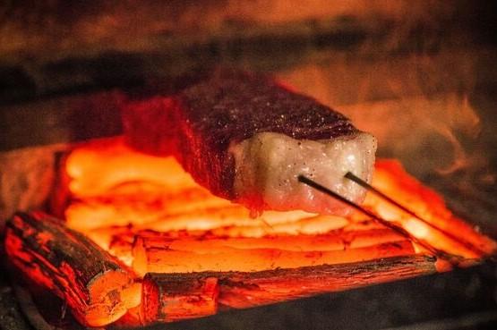哥利歐のステーキ