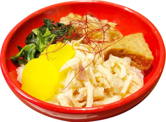 鶏肉飯(ジーローハン)弁当 880円(税込)