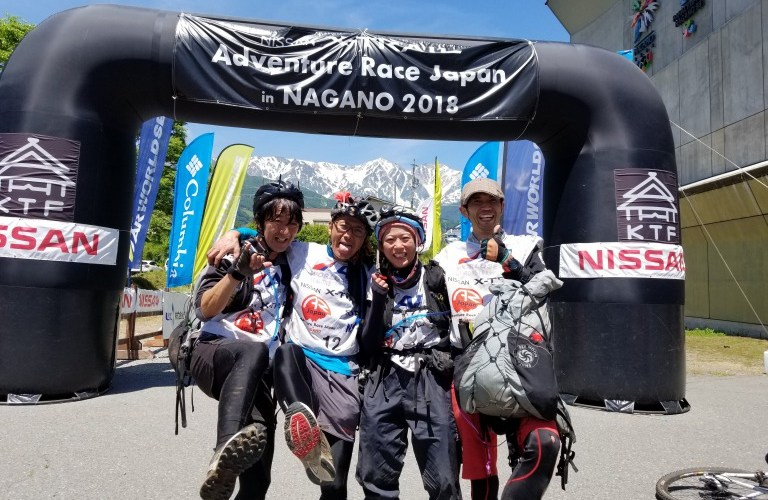 NISSAN X-TRAIL Adventure Race Japan in NAGANO 参戦記 その1(スタートまで)