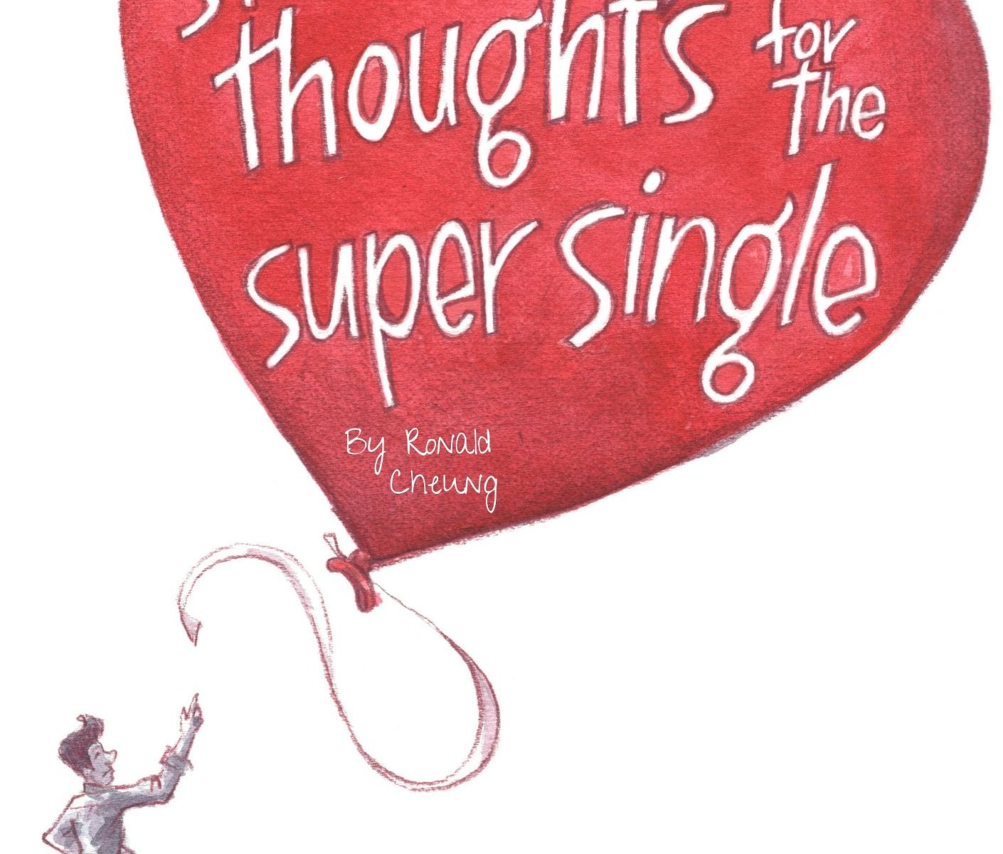 Book Cover for Small Thoughts For The Super Single