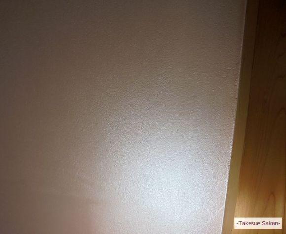 メタルファスの和室壁