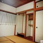 漆喰 眞白壁で塗り替えた和室