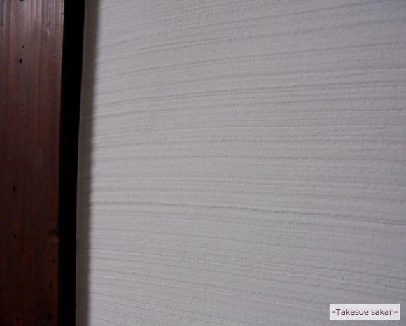 オイルステイン塗装とけいそうモダンコートシルキーで塗り替えた和室