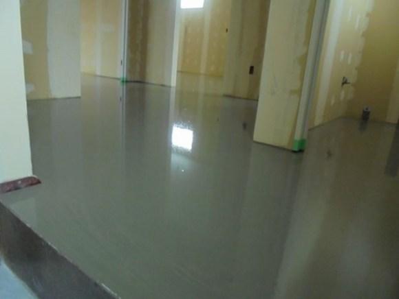 床のセルフレベリング18