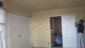 3階建て住宅改修工事