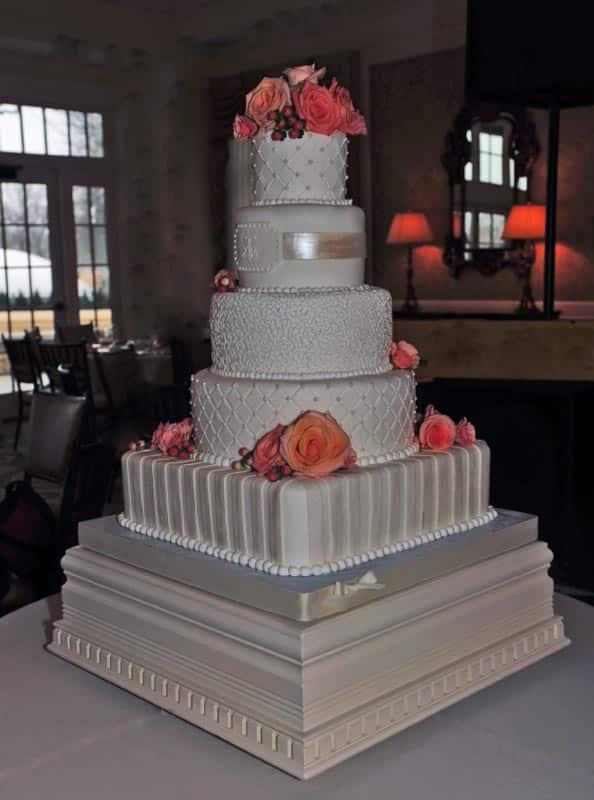 Wedding Cake Gallery  Take the Cake  Part 3