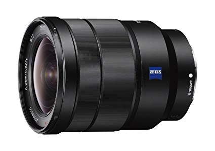 Sony Zeiss 16-35mm F/4 Lens