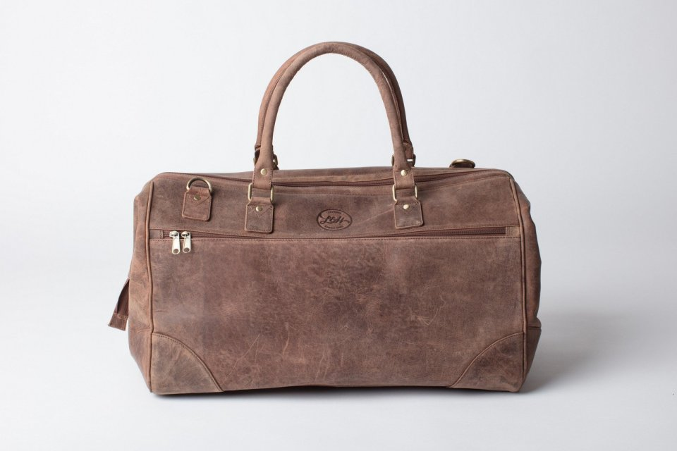 Lorton and horn leather