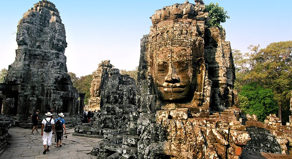the top places to visit in cambodia