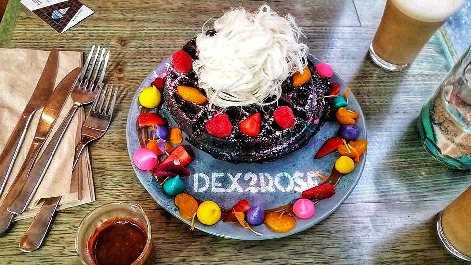 dex2rose, Melbourne food, take the leap travel