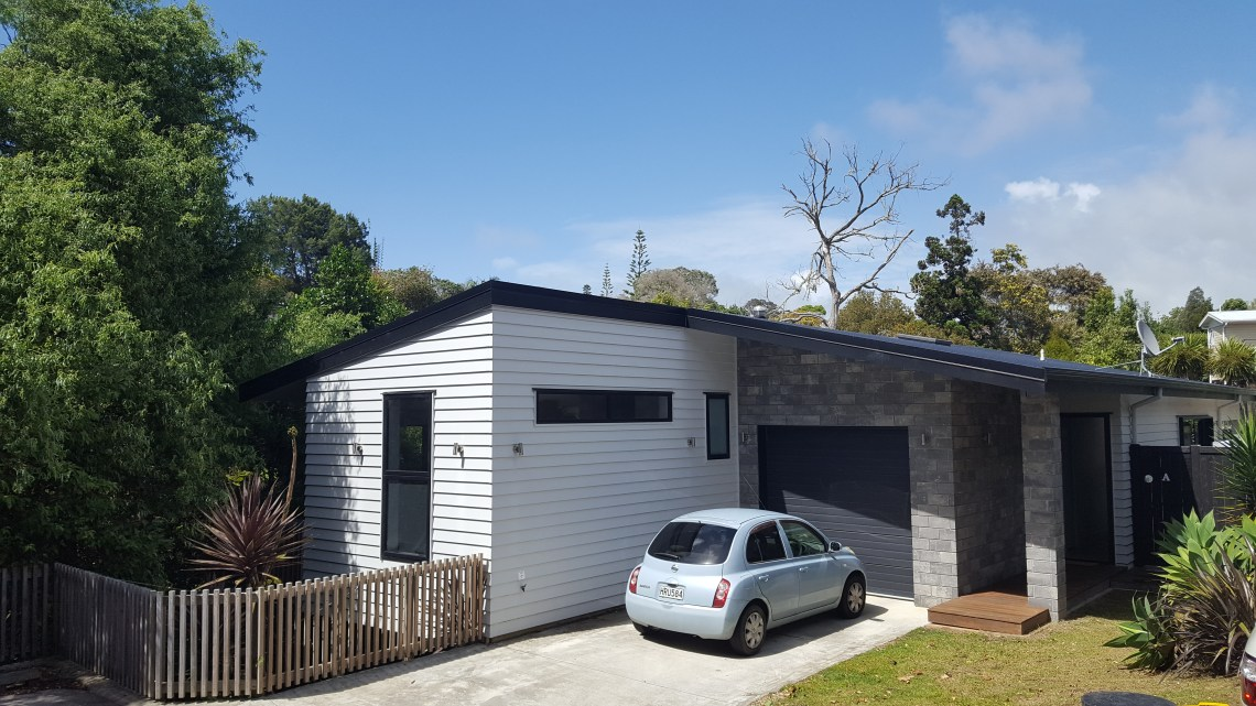 The Creek House, Auckland, New Zealand