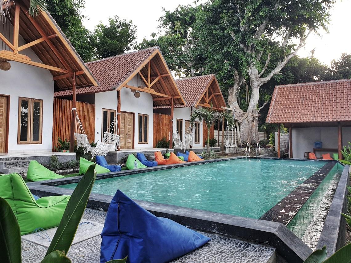 Nuansa Penida Hostel, Nusa Penida, Indonesia