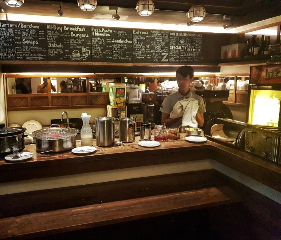 z hostel cafe