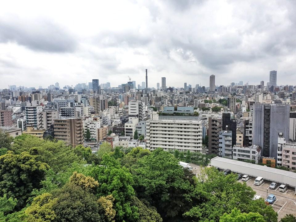 Hotel Chinzanso gardens, Tokyo, Japan