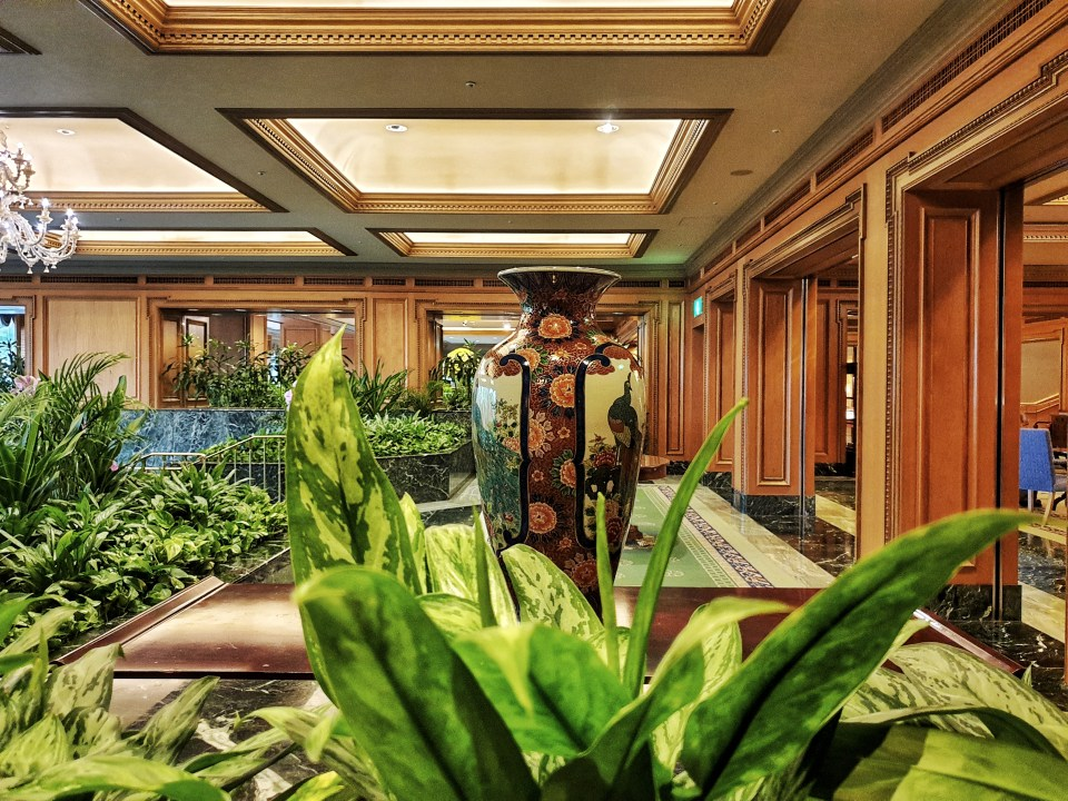 Hotel Chinzanso, Tokyo, Japan