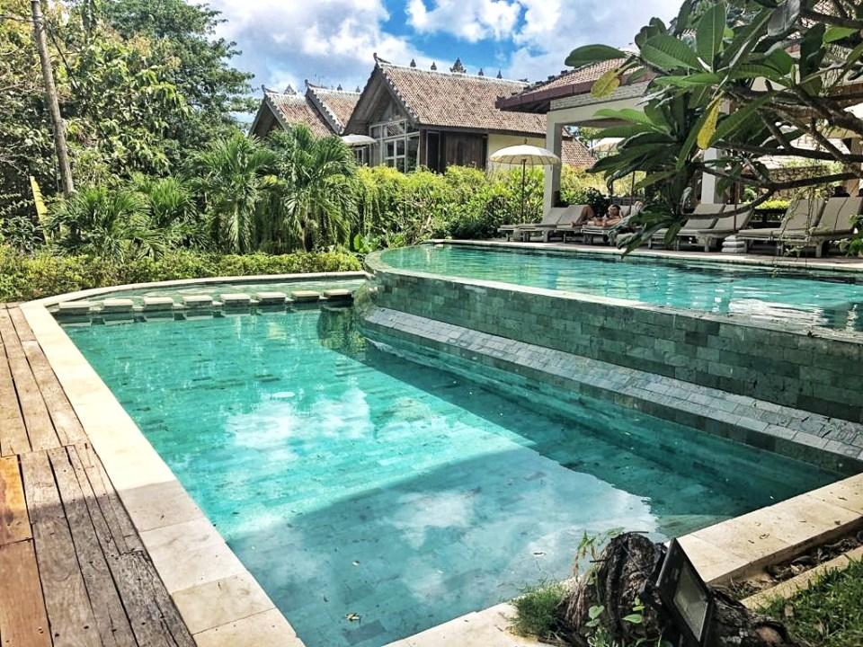 Boho Bingin Beach Bali pool, Bali, Indonesia