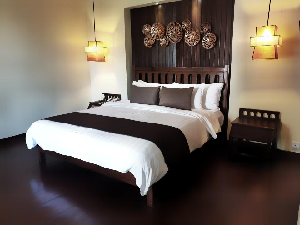 Sakura Room, Royal Angkor Resort, Siem Reap, Cambodia