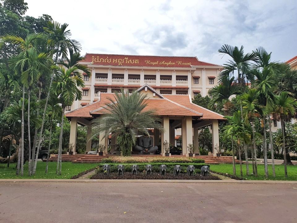 Royal Angkor Resort, Siem Reap, Cambodia