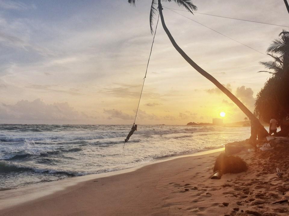 Wijaya Beach, Sri Lanka