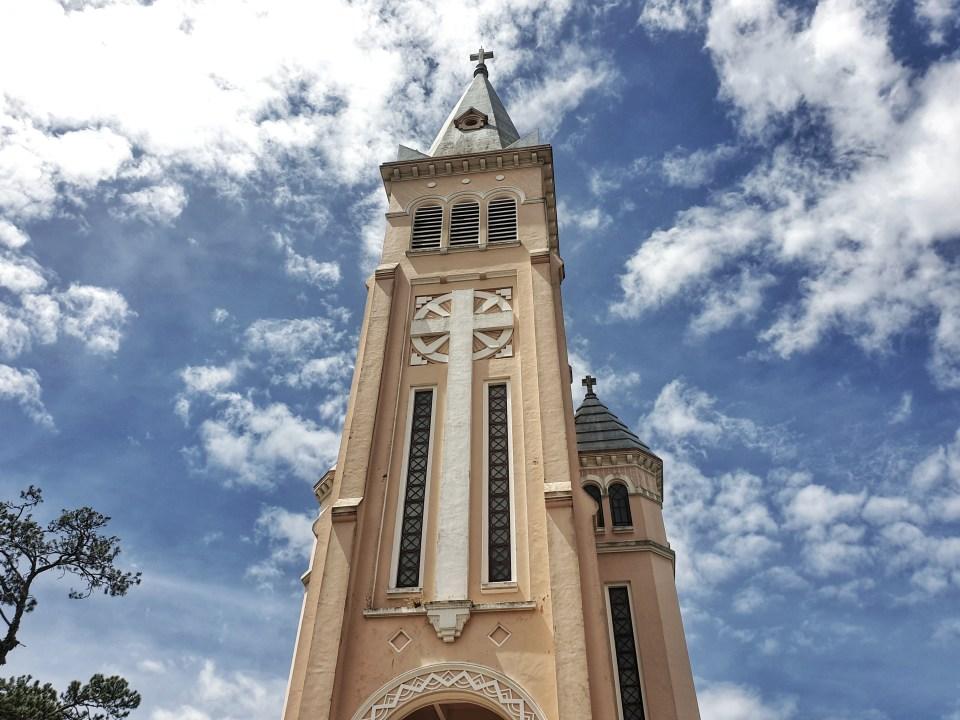 Dalat Cathedral, Dalat, Vietnam
