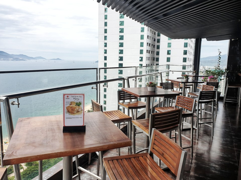 Maple Hotel and Apartments, Nha Trang, Vietnam