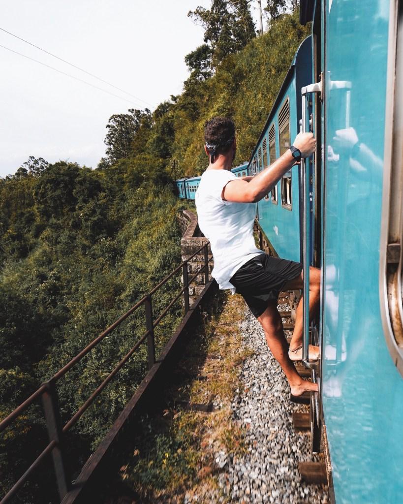 Kandy to Ella Train, Kandy, Ella, Sri Lanka