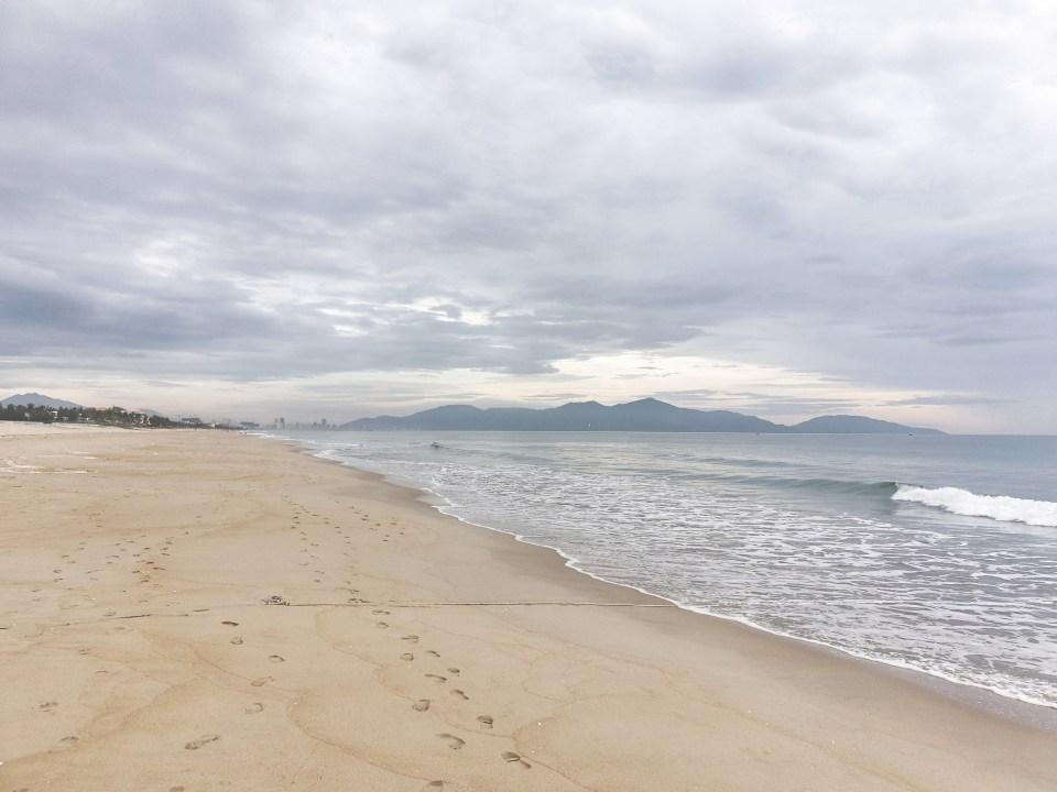 Danang Beach, Danang, Vietnam