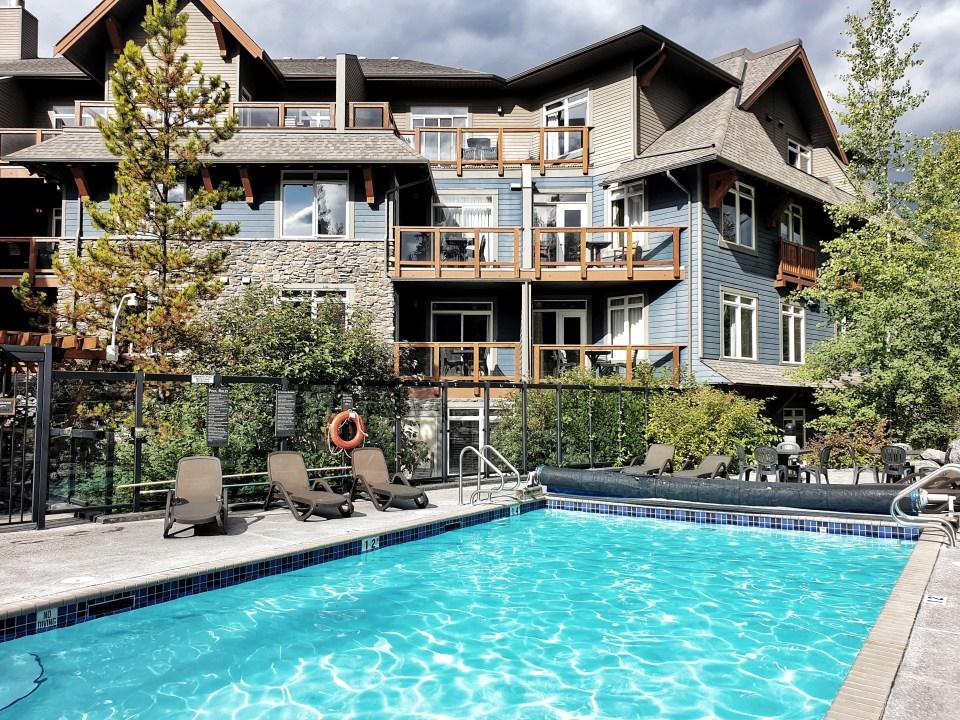 Blackstone Mountain Lodge, Canmore, Canada