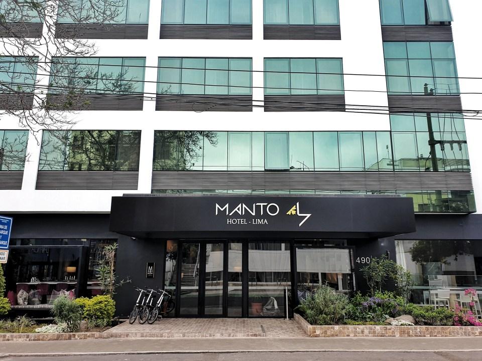 Manto Hotel Lima, Lima, Peru