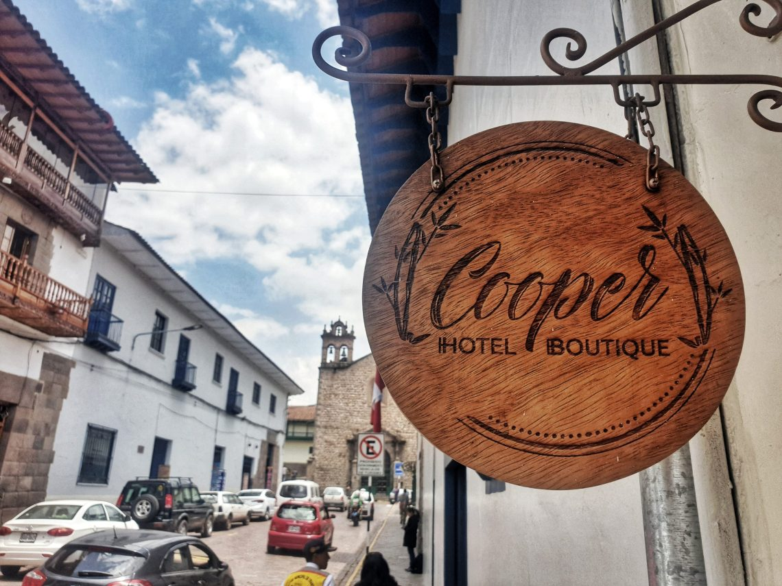 Cooper Boutique hotel, Cusco, Peru