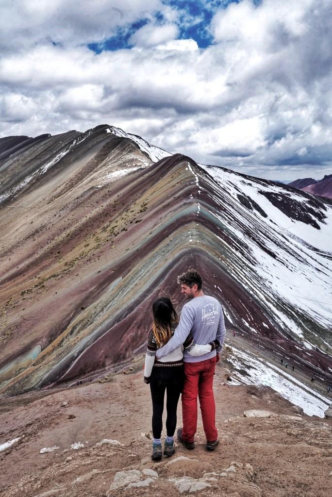 rainbow mountain, cusco, Peru