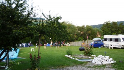Camping Două Lumi,Blăjel