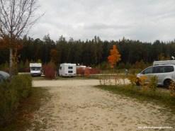 Toamna în campingul Legoland Feriendorf Gunzburg