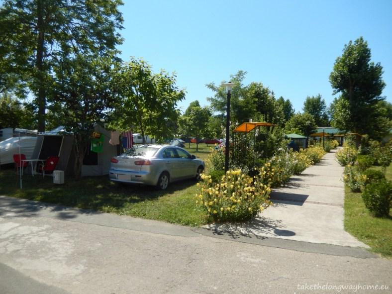 Reguli de conduită în camping și off-camping