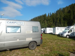 Motorhome tours in Romania