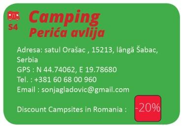 Camping Perica avlija