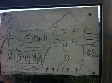 A house, a car, a holiday - again!