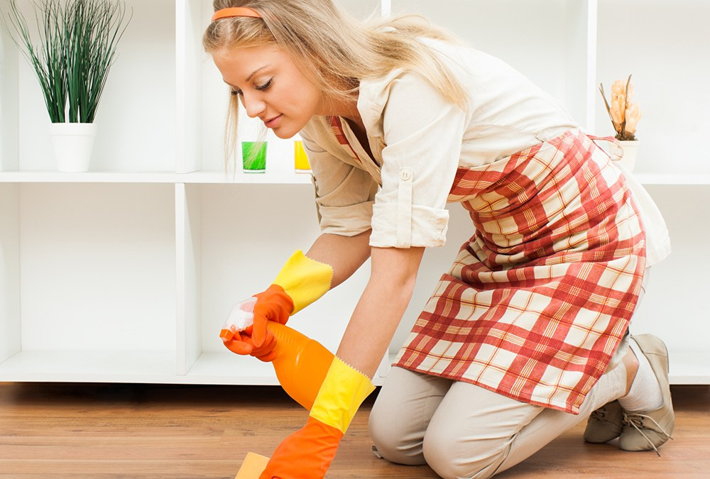How Do We Get Your House So Clean?