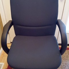 Reupholster Office Chair Back Ergonomic Johor Bahru How To An - Take Time Create