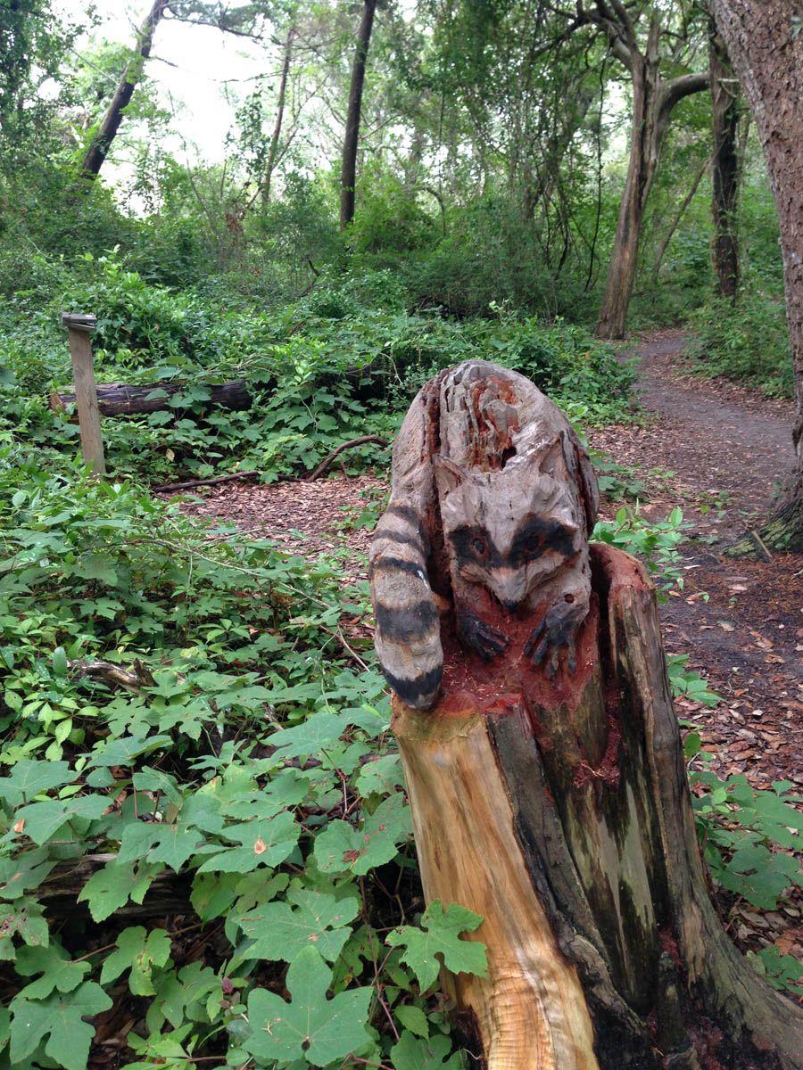 Animal Wallpaper Blackbeard Headless Body