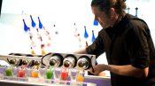 Lais Franzen und Willi Schindler sind Take Two - die Cocktailshow