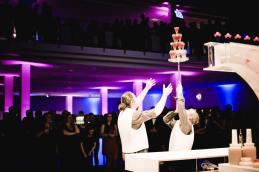 Take Two - Cocktailshow - 150 Cocktails in 20 Minuten - Entertainment, Veranstaltungskonzept, Event, The artistical cocktails